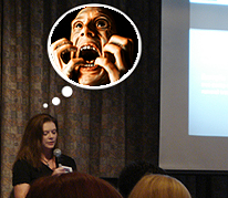 Eddings Speaking at Scary SEO